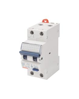 Interruttore magnetotermico differenziale 1P+N 10A