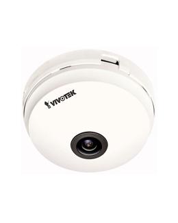 Telecamera IP Fisheye 5 MPX FE8180