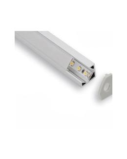 Profilo angolare per LED