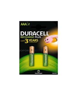 Blister ministilo ricaricabili AAA Duracell