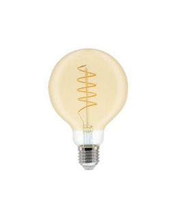 Lampada LED Fil Heliax Globo 80 5,5W E27