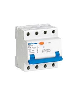 Interruttore magnetotermico differenziale 3P+N 25A