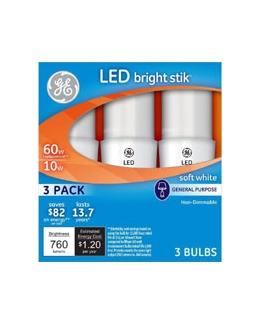 Lampada LED STIK 7W E.14 865