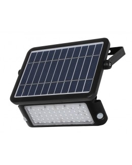 Proiettore solare ricaricabile LED 10W