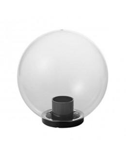 Lampione sfera 300 trasparente