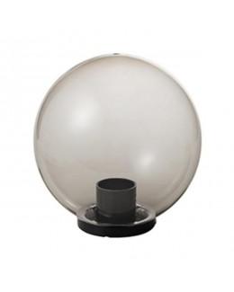 Lampione sfera 300 fumè