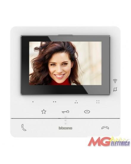 Videocitofono WIFI 2 fili vivavoce BTICINO
