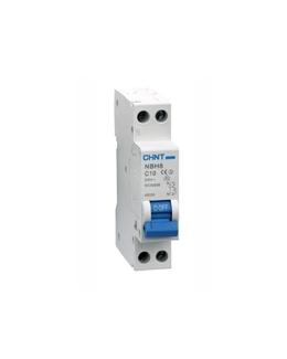 Interruttore magnetotermico 1P+N 10A