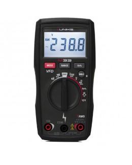 Multimetro digitale slim TRMS IEC/EN 61010-1 CAT II
