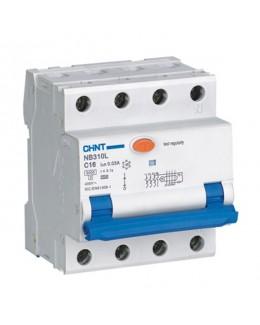 interruttore magnetotermico differenziale 3P+N 16A
