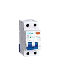 Interruttore differenziale magnetotermico  1P+N. 6A
