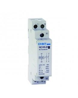 Contattore modulare 2P 20A. 230V CHINT