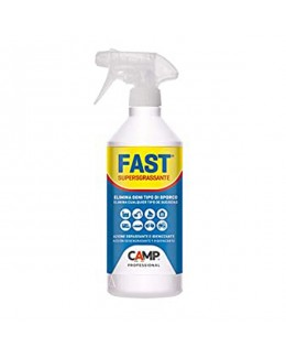 Spray detergente supersgrassante FAST