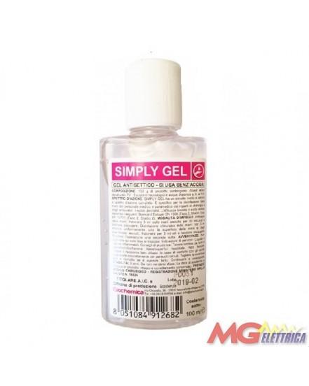 SIMPLYGEL Gel idroalcolico da 100 ml