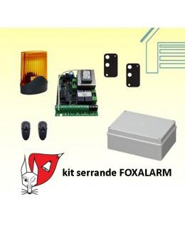 Kit per serrande avvolgibili FOX ALARM