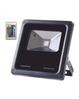 Proiettore LED 30W RGB con telecomando