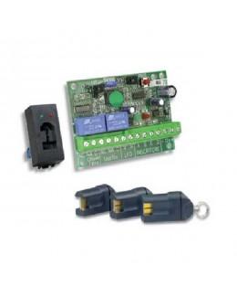 Kit 3 chiavI elettroniche per living