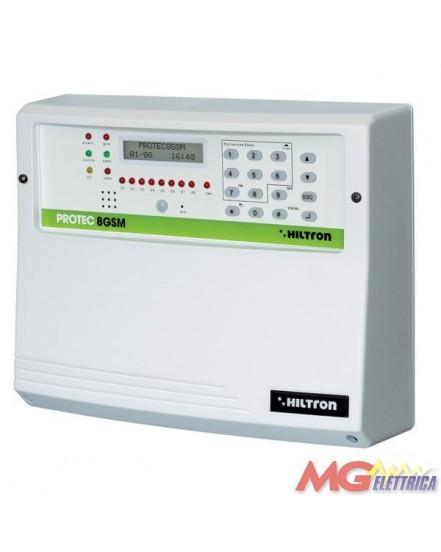 Centrale antifurto 8 zone con GSM