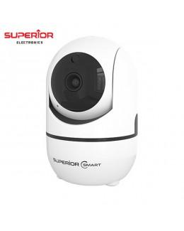 Telecamera Smart Wireless HD per interni