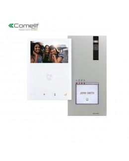 Kit videocifonico Quadra e mini HF S2 COMELIT