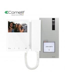 Kit videocitofonico mono quadra COMELIT