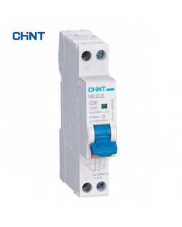 Interruttore magnetotermico differenziale 1P+N.10A
