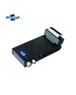 Ricevitore scart sticker DVB-T2