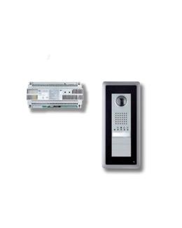 Kit videocitofono base free DVC