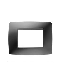 Placca ONE  nero toner