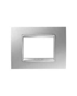 Placca LUX titanio