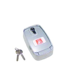 BOX con pulsante e leva sblocco elettrofreno