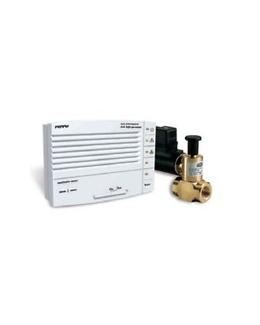 "Kit  gas alarm con elettrovalvola 1/2"""